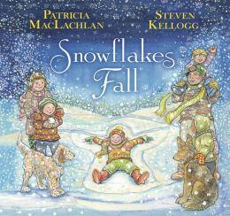 9780385376938 snowflakes